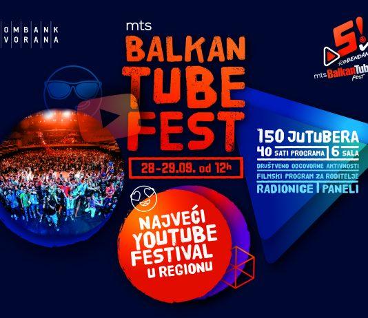 Balkan Tube Fest - 150 youtubera