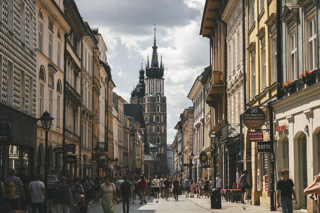Putovanje - Krakov; Foto pixabay.com