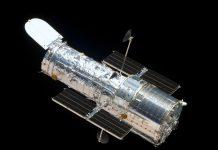 Hubble Space Telescope; Foto NASA