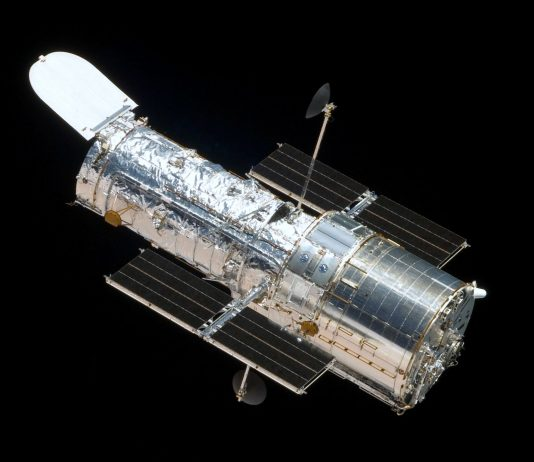 Hubble Space Telescope; Foto NASA