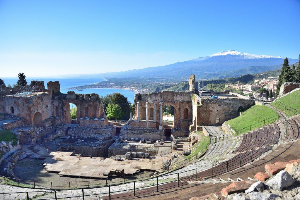 Sicilija, Italija; Foto Guy Rey-Bellet pixabay.com