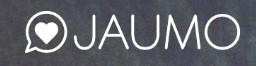 Jaumo dating site; Foto screenshot