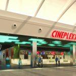Cineplexx Galerija Belgrade - ulaz u bioskop; Foto PR