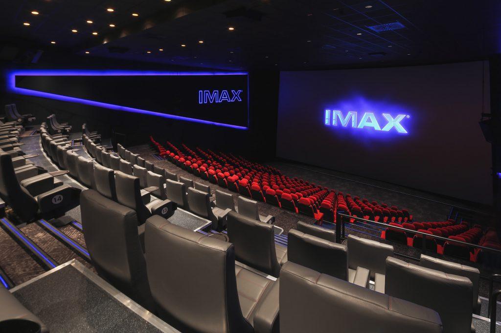 IMAX sala Cineplexx -Foto PR