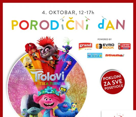 Porodični dan_Trolovi_Svetska turneja; Foto PR