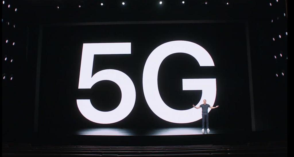 iPhone 12 ima 5G tehnologiju; Foto screenshot