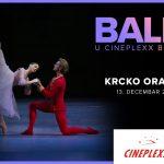 Balet Krcko Orašić u Cineplexx bioskopu; Foto PR