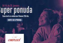 Cineplexx super ponuda; Foto PR