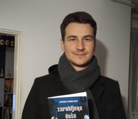 Antonije Ranđelović - Zarobljene duše; Foto privatna arhiva