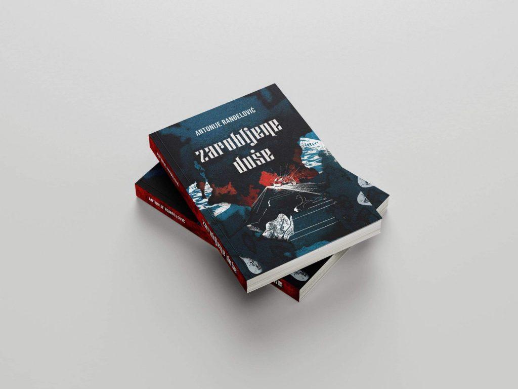 Roman Zarobljene duše - Antonije Ranđelović; Foto privatna arhiva