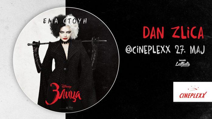 Dan Zlica - Cineplexx - Cruella; Foto PR