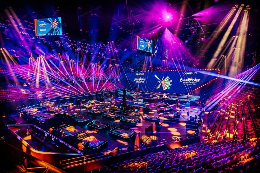 Evrovizija 2021 Uživo; Foto Danijela Zebić