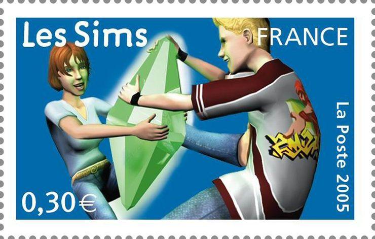 Sims Stamp; Foto BusinessWire.com