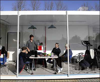 The Sims 2 kuća u Holandij; Foto www2.ljworld.com