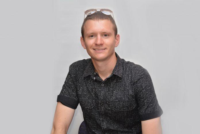 Stefan Unić mladi inovator; Foto Privatna arhiva